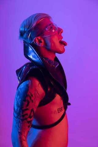 Photograph by Scott Joyce