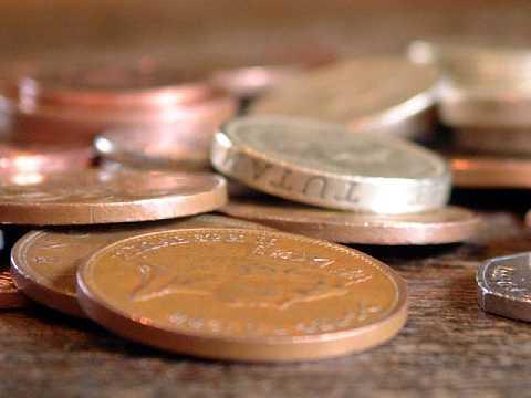 Coins by Scott Joyce