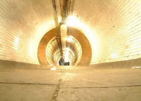 Tunnel by Scott Joyce
