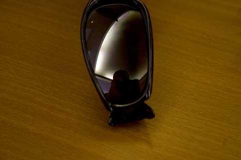 Glasses shine by Scott Joyce