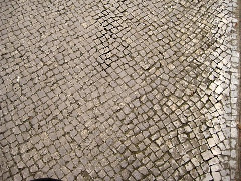 Paving pattern by Scott Joyce