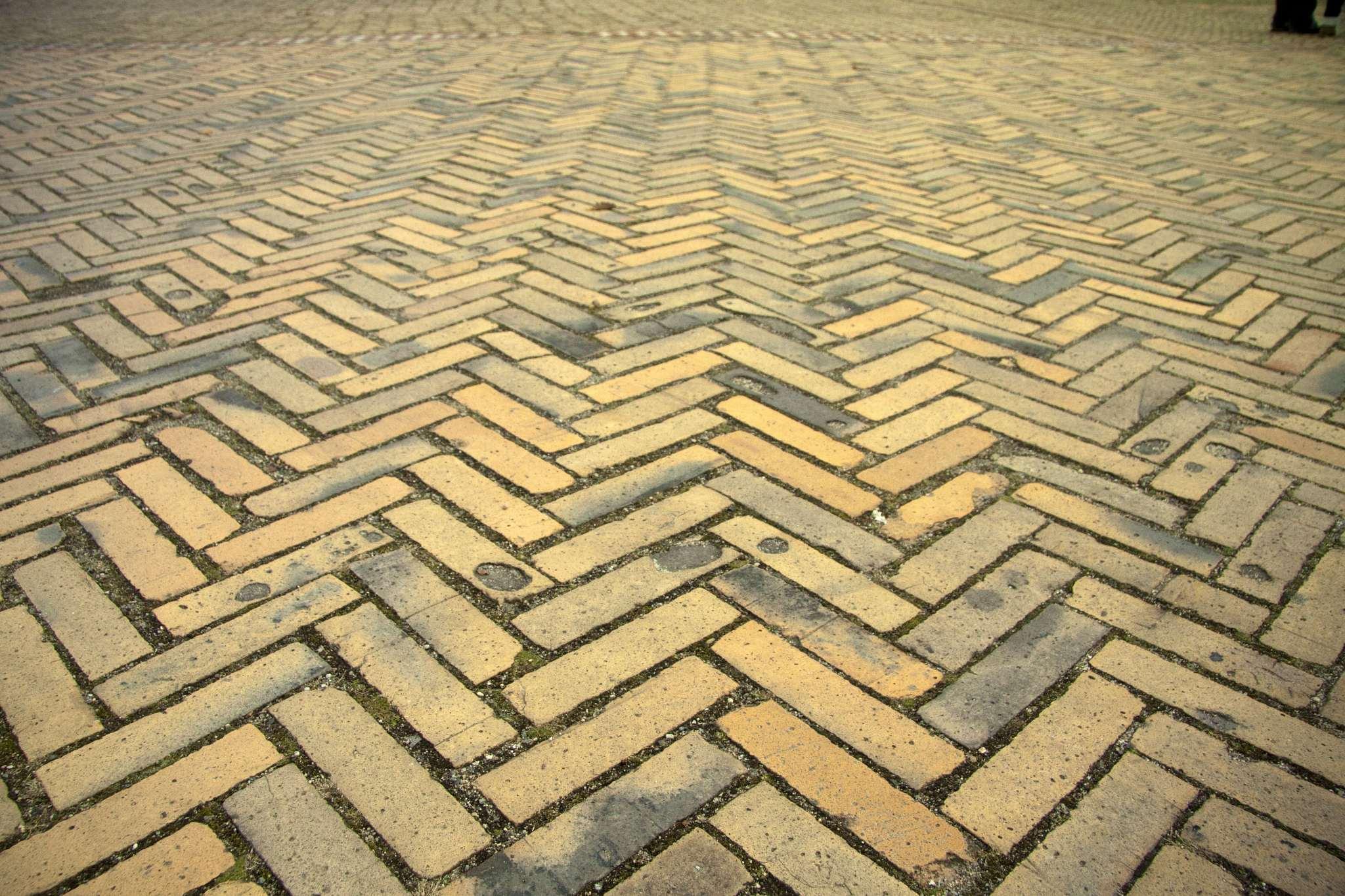 tesselation underfoot