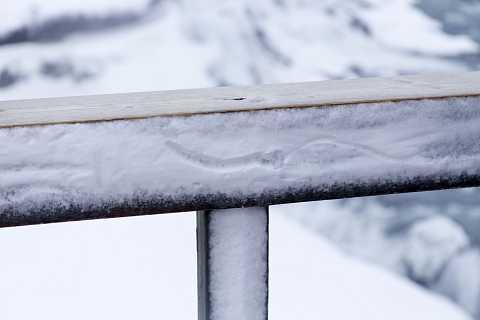 Snowy lines by Scott Joyce