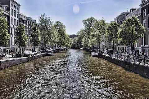 The Canal by Scott Joyce