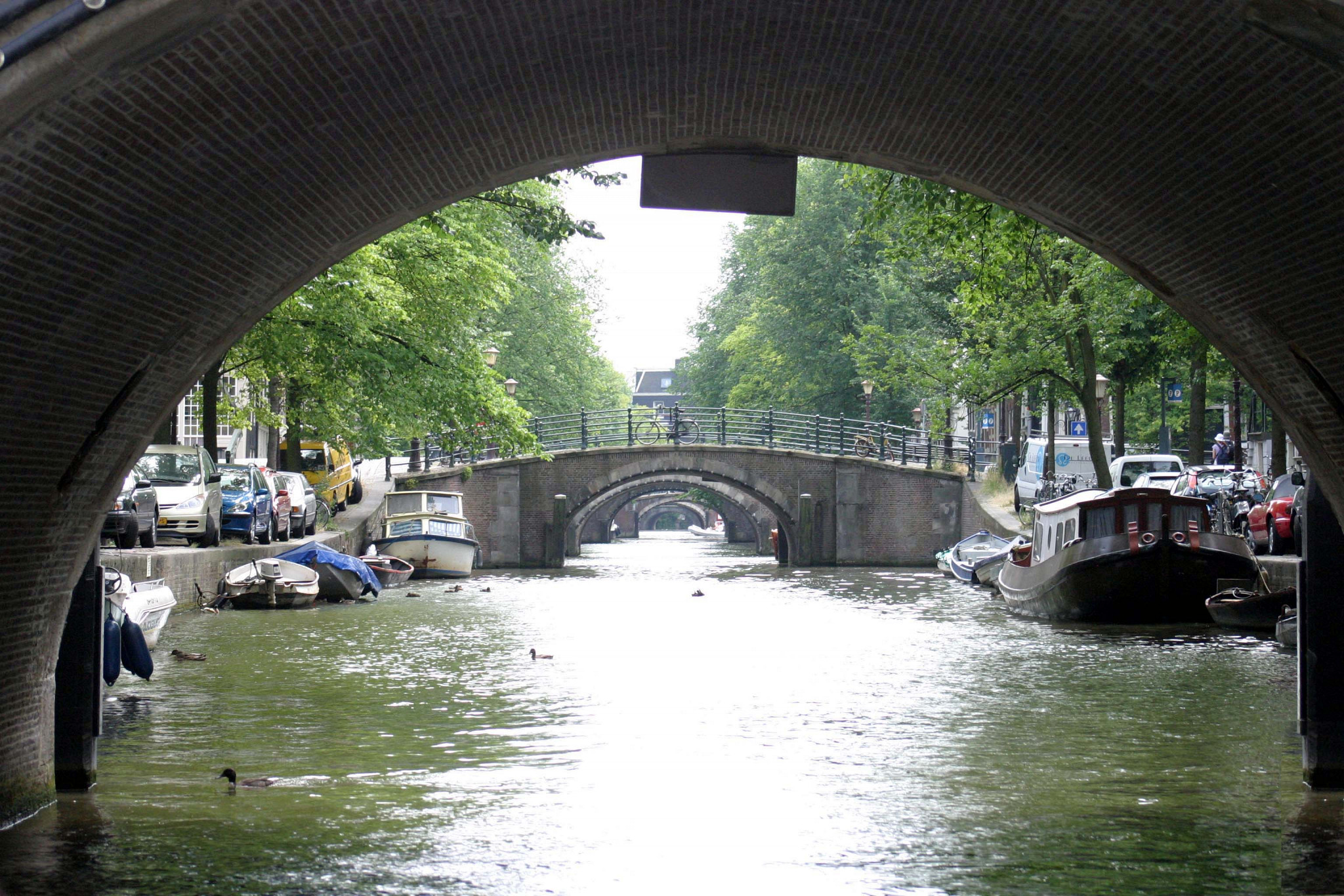 Through the Canals