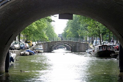 Through the Canals by Scott Joyce