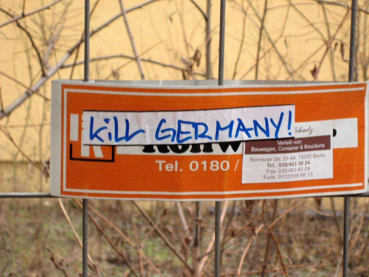 Kill Germany