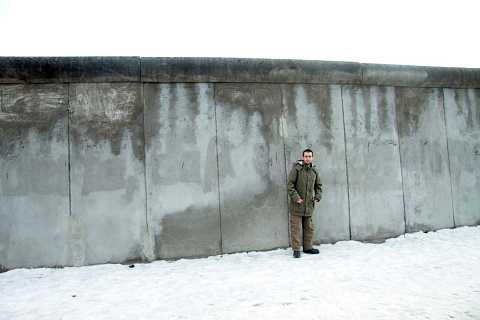 The wall by Scott Joyce
