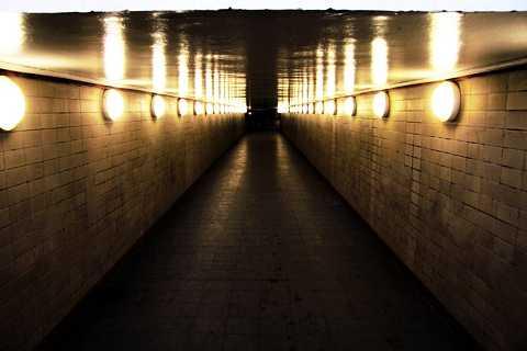 Nordbahnhof used to be a ghost by Scott Joyce