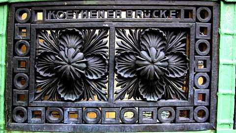 Bridge relief by Scott Joyce