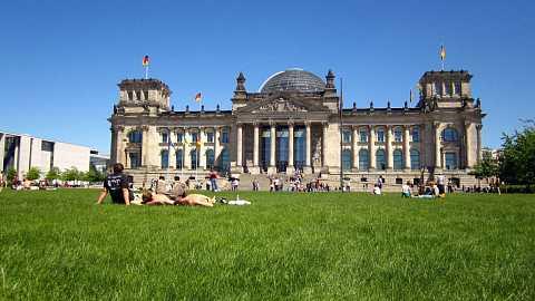 Bundestag by Scott Joyce