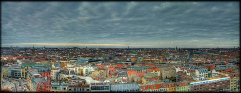 panoramic HDR by Scott Joyce