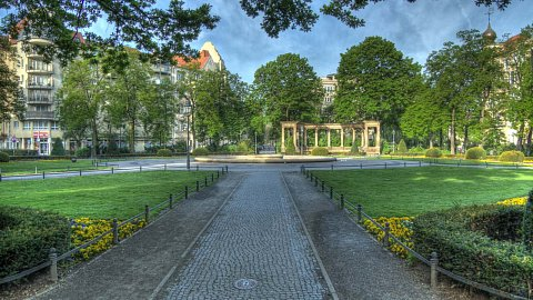 Viktoria Luis Platz by Scott Joyce