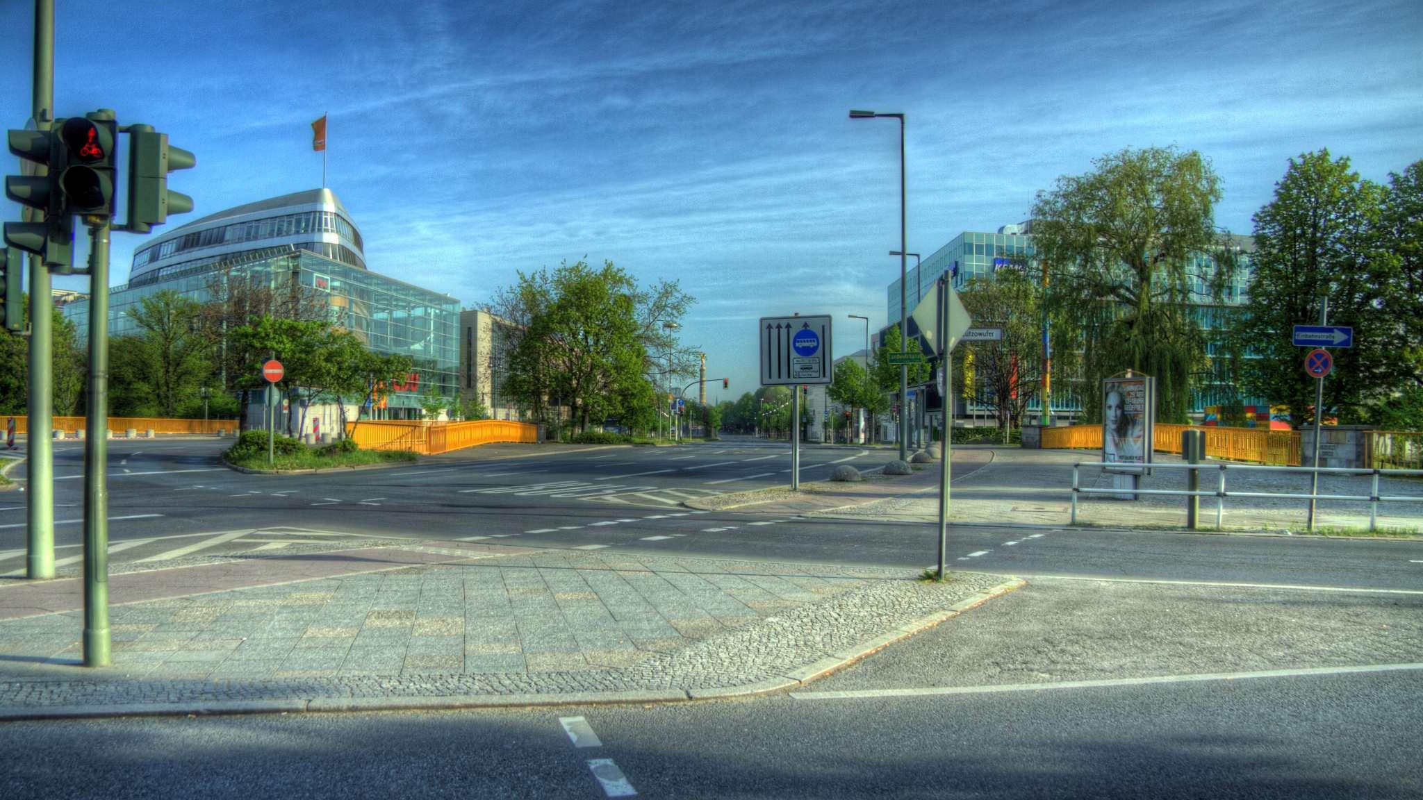 CDU HQ, Tiergarten