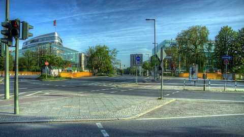 CDU HQ, Tiergarten by Scott Joyce