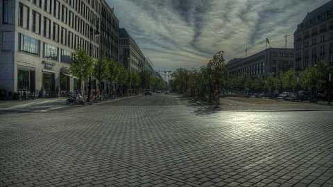 Pariser Platz by Scott Joyce