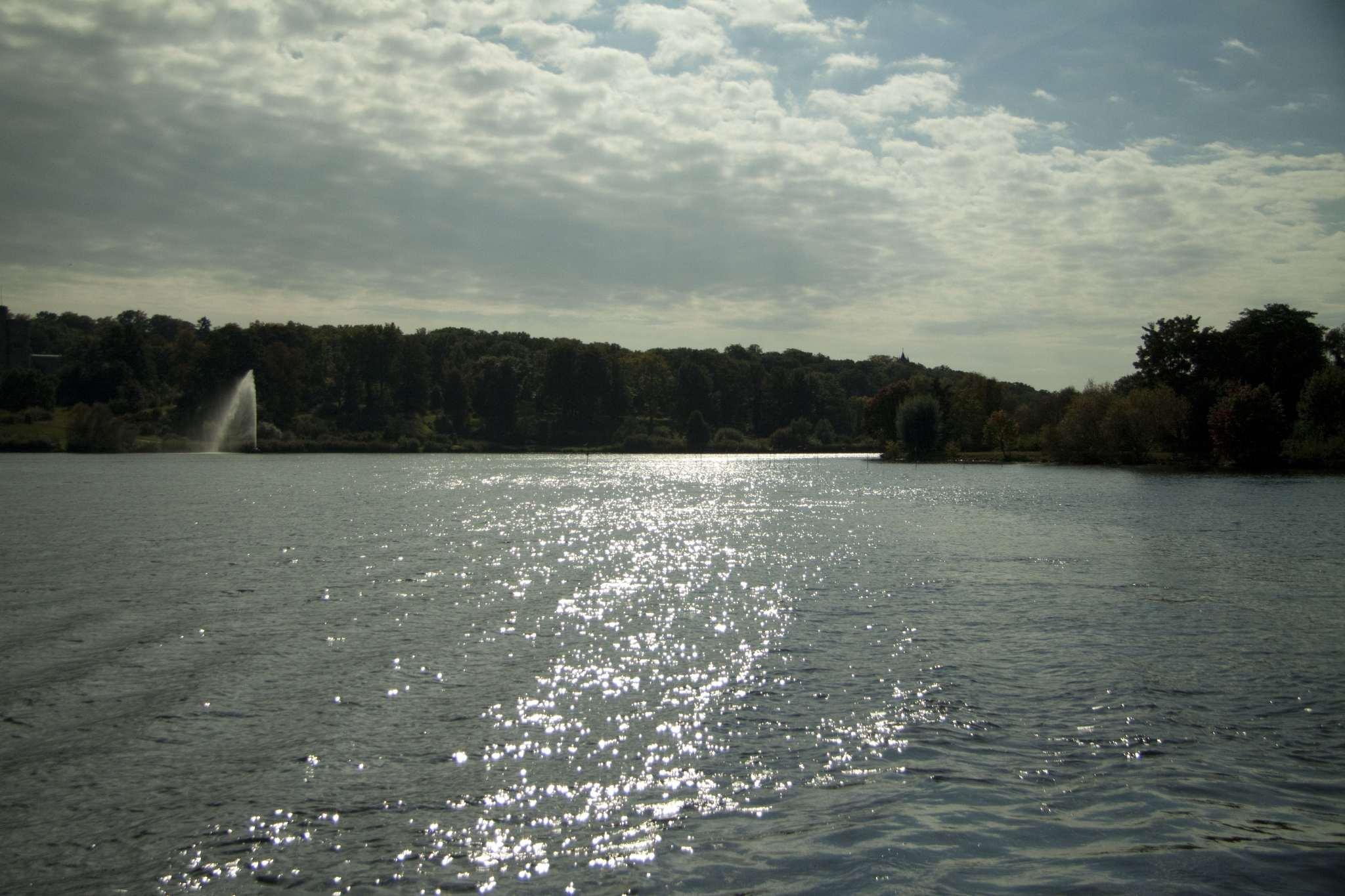 Potsdam lakes