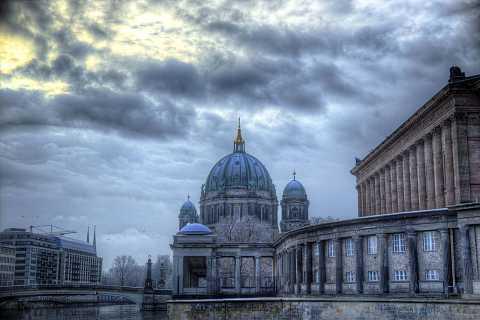 Berliner Dom by Scott Joyce