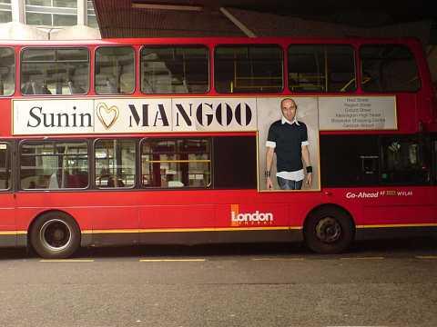 Sunin <3 Mangoo by Scott Joyce