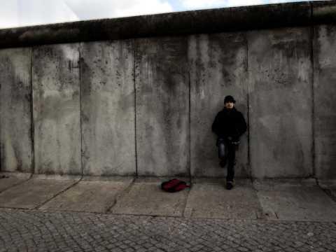 Against the wall by Scott Joyce