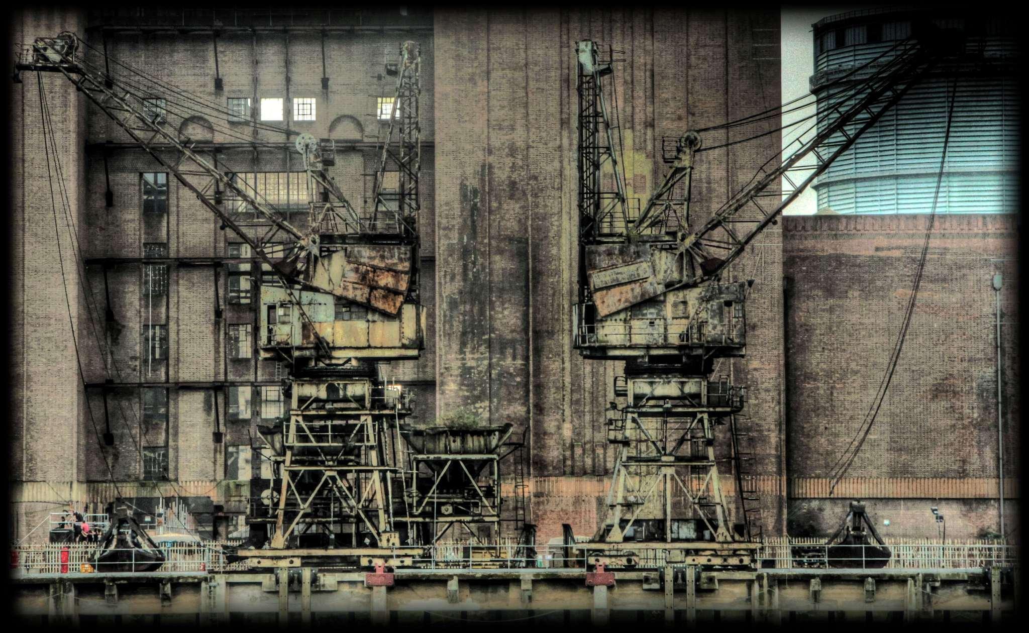 Battersea Power Station detail