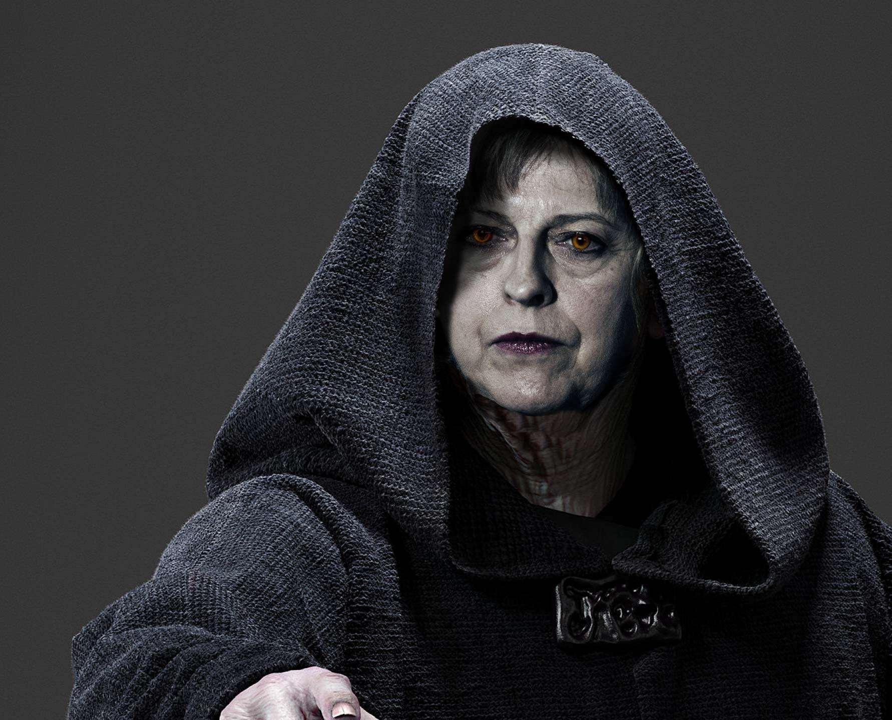 Emperor Theresa Palpatine