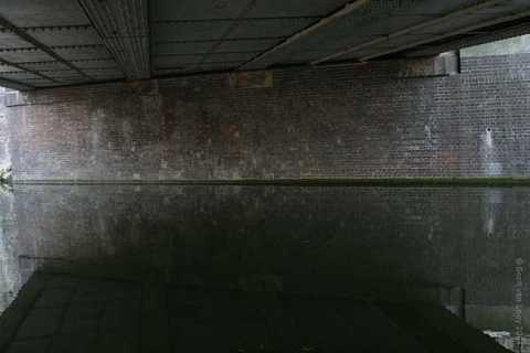 Under bridge by Scott Joyce