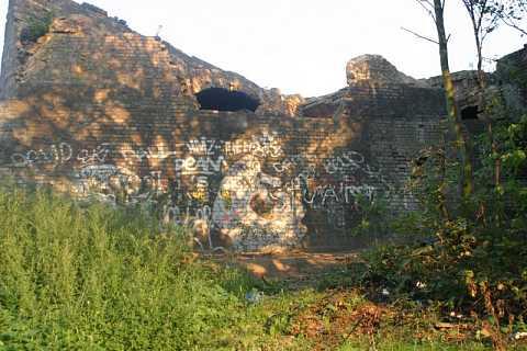 Old wall by Scott Joyce
