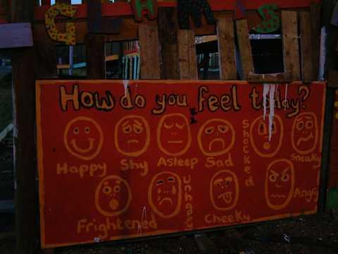 How do you feel today? by Scott Joyce