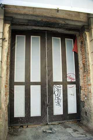 Door loves by Scott Joyce