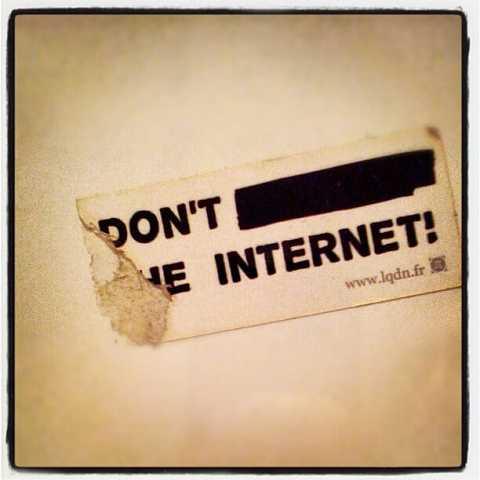 Just don't. by Scott Joyce