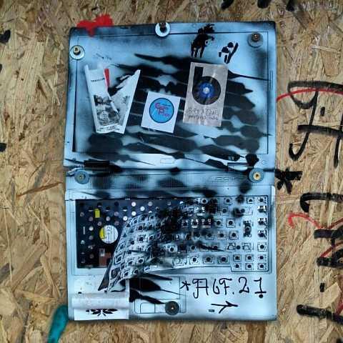 Used to be a laptop by Scott Joyce