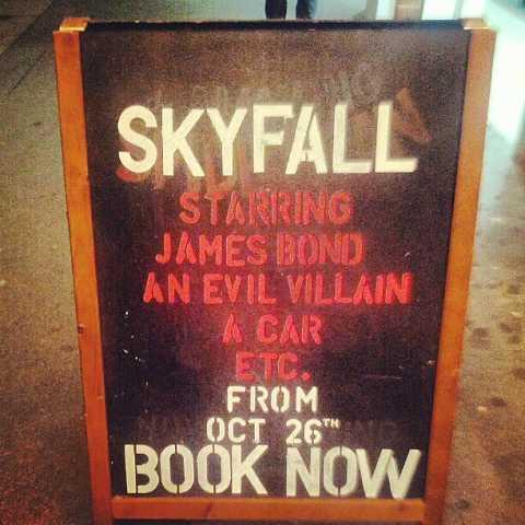 Skyfall realness by Scott Joyce