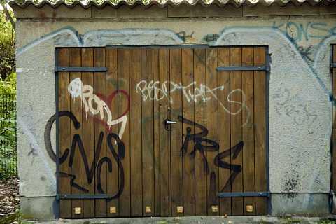 Door tag by Scott Joyce