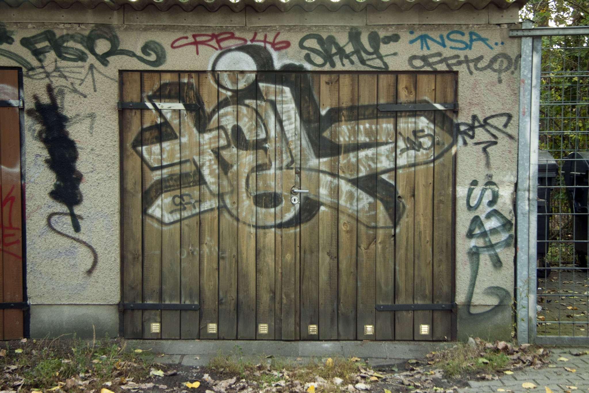 Loving a door