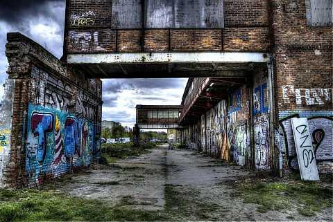 Jannowitzbrücke by Scott Joyce