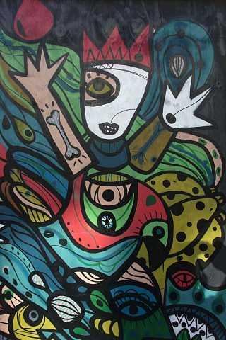 Queen of Graf by Scott Joyce