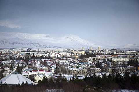Reykjavík by Scott Joyce
