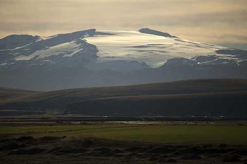 Snæfellsjökull glacier by Scott Joyce