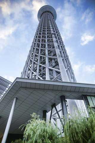 Tokyo Skytree by Scott Joyce