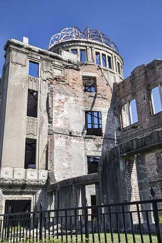 Hiroshima Peace Memorial by Scott Joyce