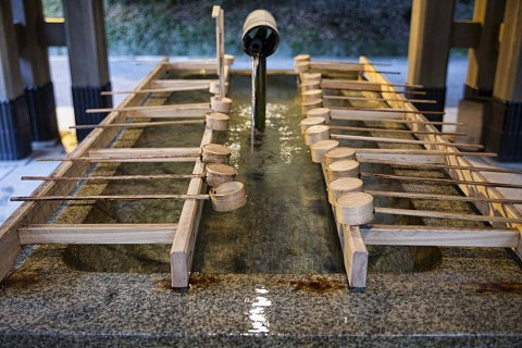 Purification Fountain by Scott Joyce