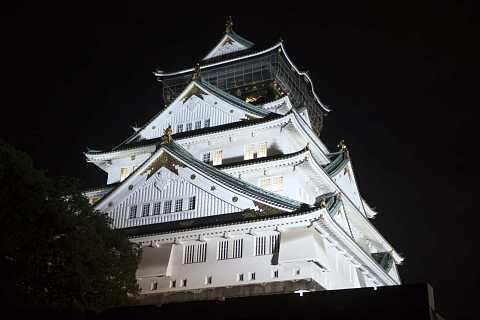 Osaka Castle by Scott Joyce