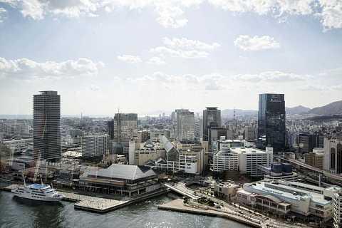 Kobe Waterfront by Scott Joyce
