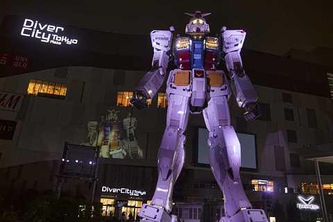 Gundam by Scott Joyce