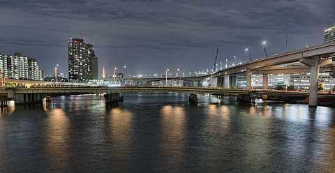 Tokyo Bay by Scott Joyce