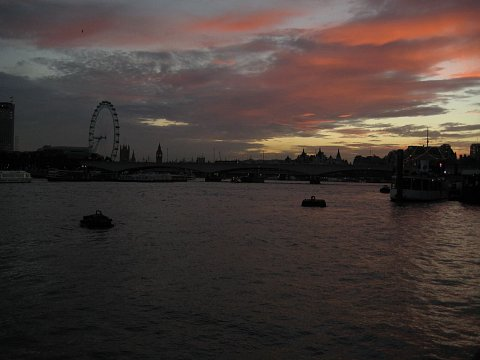 River view by Scott Joyce