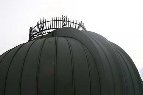 Greenwich Observatory by Scott Joyce