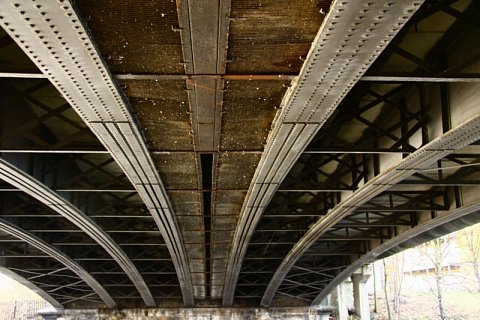 Bridge detail by Scott Joyce