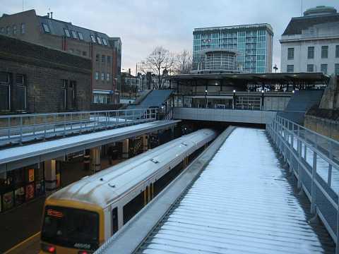 Station by Scott Joyce